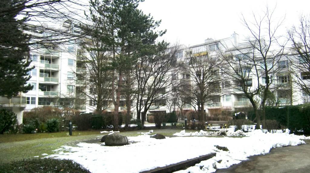 Immer mehr Medizintouristen mieten sich in den Wohnungen der Gebäude an der Elektrastraße im Arabellapark ein.