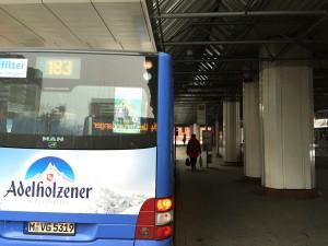 Abgelehnt hat die Münchner Verkehrsgesellschaft (MVG) die Weiterführung der Buslinie 183 (ehemals 188) zum Kreisverkehr Daglfing.