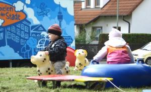Ein großer Spaß für viele Kinder ist alljährlich in den Sommermonaten die Münchner SommerSpielAktion.      Foto: SpielAktion 2014