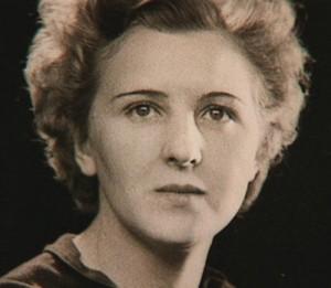 Eva Braun, die Geliebte Hitlers, die einst in einer Villa der heutigen Delpstraße 12 gewohnt hat. Foto: Daily