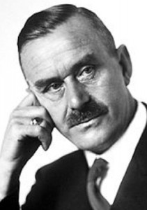Thomas Mann im Jahr 1929    Foto: Wikipedia