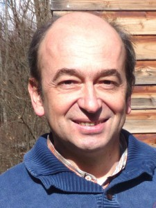 Marc Haug ist der neue Leiter des Münchner Umwelt-Zentrums (MUZ) im Ökologischen Bildungszentrum (ÖBZ).    Foto: Privat