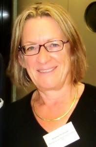 Angelika Pilz-Strasser, Vorsitzende des Bezirksausschusses von den Grünen, wurde jetzt auch zur Vorsitzenden des Trägervereins für das KulturBürgerHaus gewählt.