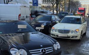 Zu jeder Jahreszeit ein Nadelöhr mit immer wieder kehrenden chaotischen Verkehrsituationen und vielen Unfällen: der Rosenkavalierplatz im Arabellapark.