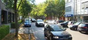 Der stark befahrende Rosenkavalierplatz wird eine Einbahn- von der Elektra- in Richtung Arabellastraße. Ob die Maßnahme zunächst probehalber für sechs Monate vorgenommen wird, das muss die Stadt entscheiden.
