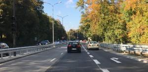 Mit Eröffnung der Einfädelspur von der Ifflandstraße in den Isarring nahm  die Zahl der gezählten Fahrzeuge pro Stunde von 3000 auf 3500 zu.      Foto: hgb