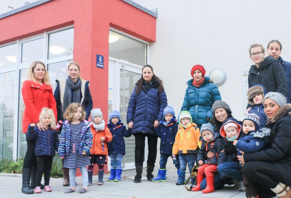 73fdbcc7f0 Im Haus für Kinder an der Else-Lasker-Schüler-Straße im Oberföhringer  Wohnquartier
