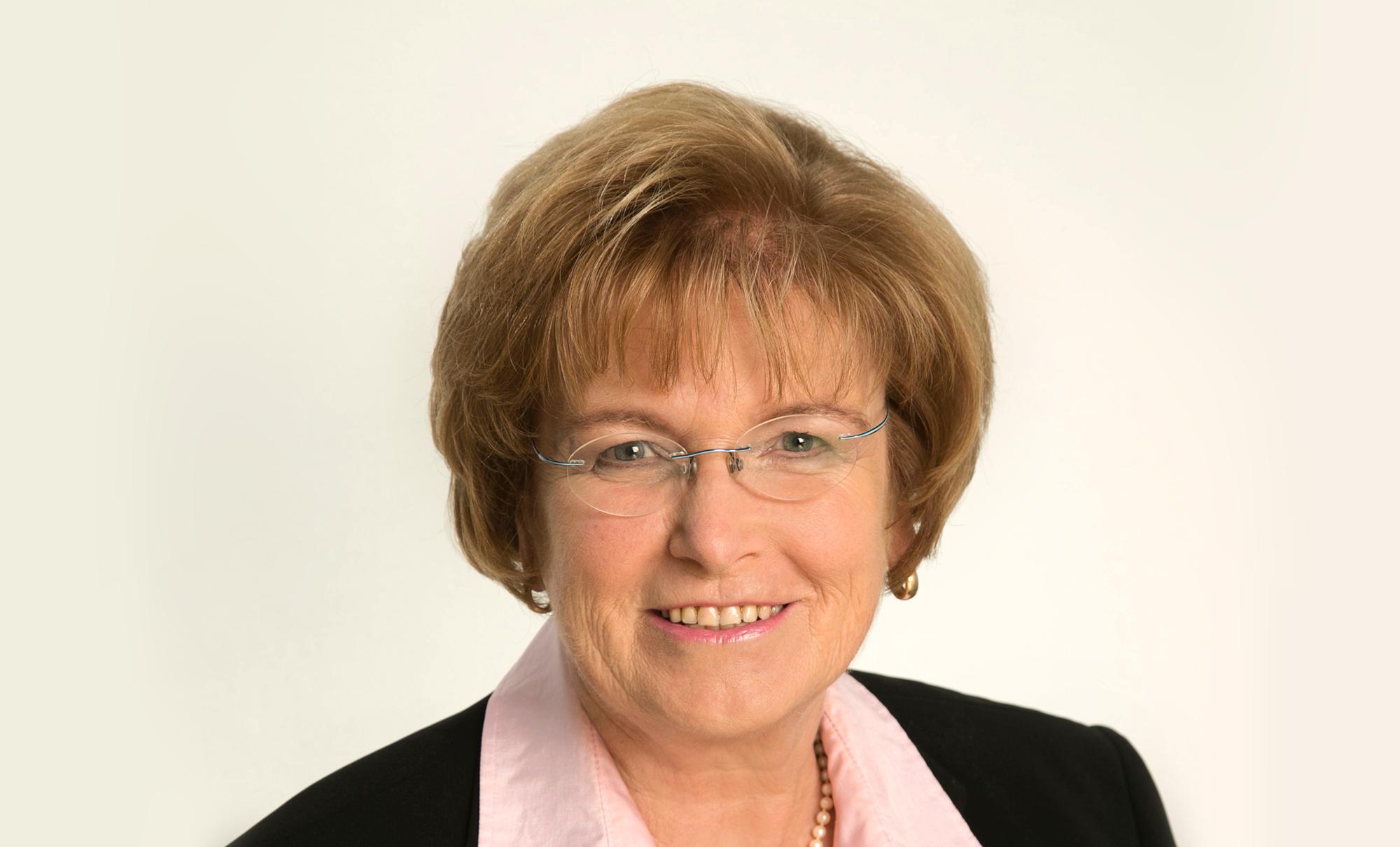 Ortsvorsitzende Brigitte Stengel