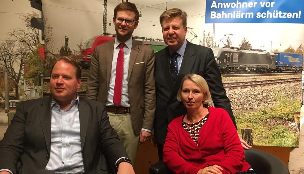 Brannekämper, Finkenzeller, Stadtratskandidaten